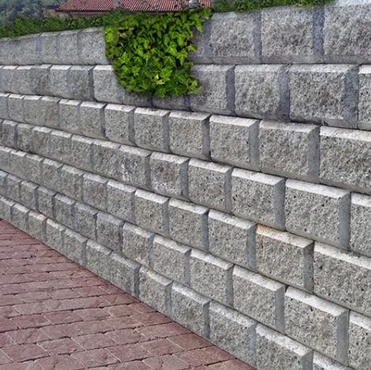 Muri a secco fornitura e posa pavimentazioni esterne for Greche per muri